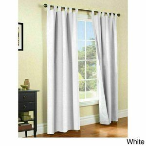 Weathermate Thermalogic Insulated CURTAIN TAB TOP